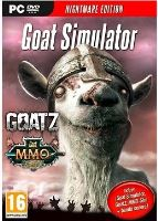 PC - Goat Simulator NIGHTMARE EDITION