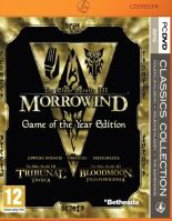 PC - CC: The Elder Scrolls III: Morrowind Game of the Year