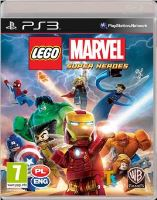 PS3 - LEGO MARVEL SUPER HEROES