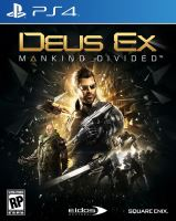 PS4 -  Deus Ex: Mankind Divided