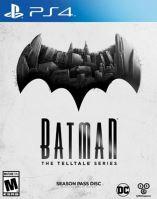 PS4 -  Telltale - Batman Game