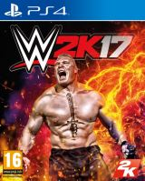PS4 - WWE 2K17 COLLECTOR'S EDITION