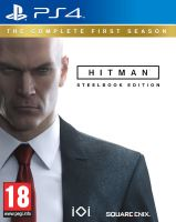 PS4 - Hitman The Complete First Season Steel Book
