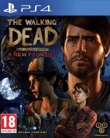 PS4 - Telltale - Walking Dead Season 3