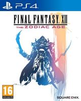 PS4 - Final Fantasy XII The Zodiac Age