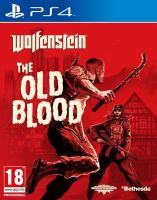 PS4 - Wolfenstein The Old Blood