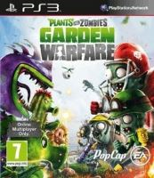 PS3 - Plants vs. Zombies: Garden Warfare