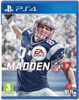 PS4 - MADDEN NFL 17