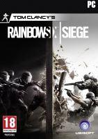 PC CD - Tom Clancy's Rainbow Six: Siege