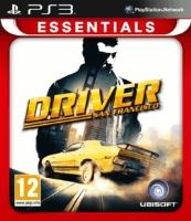 PS3 - Driver San Francisco Essentials