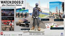 PS4 - Watch_Dogs 2 San Francisco Ed.