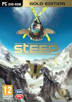 PC CD -  Steep Gold Edition