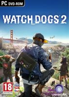 PC CD -  Watch_Dogs 2