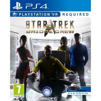 PS4 VR - STAR TREK: Bridge Crew VR - od 14.3.