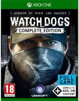 XONE - Watch_Dogs Complete Edition