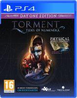PS4 - Torment: Tides of Numenera