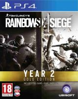 PS4 -Tom Clancy's Rainbow Six: Siege Gold Season 2