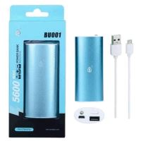 Aligator POWERBANK Plus 5600mAh s LED modrá