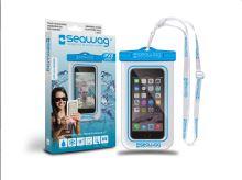 SEAWAG Voděodolné pouzdro pro telefon Bílá/Modrá