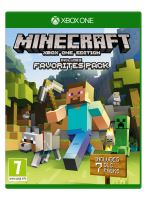 XBOX ONE - Minecraft Favorites Pack