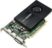 PNY Quadro K2200 4GB (128) 2xDP 1xDVI (3 roky záruka)