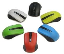 Gembird myš MUS-101, bílá, USB