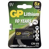 Lithiová Baterie GP CR-V9  9V - 1ks