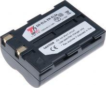 Baterie T6 power Nikon EN-EL3, EN-EL3a, 1700mAh, černá