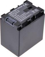 Baterie T6 power JVC BN-VG138, 4450mAh, černá