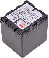 Baterie T6 power Panasonic VW-VBD210, CGA-DU21, Hitachi DZ-BP14SW, 2160mAh, šedá