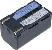 Baterie T6 power Samsung SB-LSM80, SB-LSM160, 1600mAh, šedá