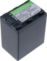 Baterie T6 power Sony NP-FH100, 3150mAh, šedá