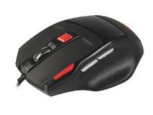 Herní optická myš Natec Genesis G55, 2000 DPI