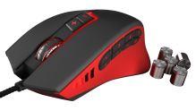 Herní laserová MMO myš Genesis GX85, 8200 DPI