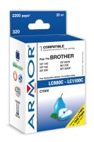 Armor ink-jet pro Brother DCP 145, (LC980/1100C)