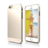 ELAGO S6 Outfit, tenký plastový obal pro iPhone 6, zlato-zlatý