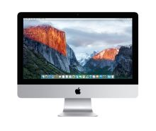"APPLE iMac 21.5"" quad-core i5 2.8GHz/8GB/256GB Flash Drive/Intel Iris Pro Graphics 6200/OS X - USB klávesnice CZ"