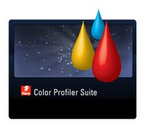 EFI Color Profiler Suite 4 software upgrade z 3.x na 4.0