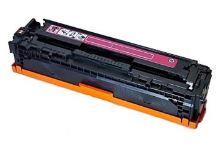 PRINTWELL CB543A (125A MAGENTA) tonerová kazeta PATENT OK, barva náplně purpurová, 1400 stran