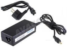 AVACOM Nabíjecí adaptér pro notebook 100-240V/19V 2,37A 45W konektor 5,5x2,5mm