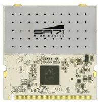UBNT SR71-15 miniPCI, 500 mW, 802.11a/n, 5Ghz, 2xMMCX