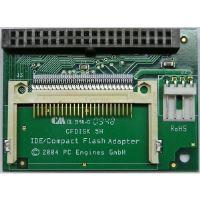 Redukce CF - IDE přímá úhlová, 40 pin, FDD napájení, CF5HS