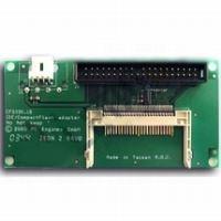 Redukce CF - IDE na kabel, 40 pin, FDD napájení, CF1EF