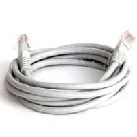 EuroLan Comfort patch  kabel UTP, Cat6, AWG24, ROHS, 2m, šedý