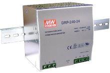 MEAN WELL DRP-240-24 Spínaný zdroj na DIN lištu 240W 24V