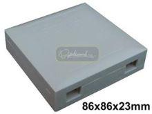 FTTH optická zásuvka 2xSC - FTTH BOX