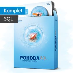 POHODA Komplet NET5 2017 SQL