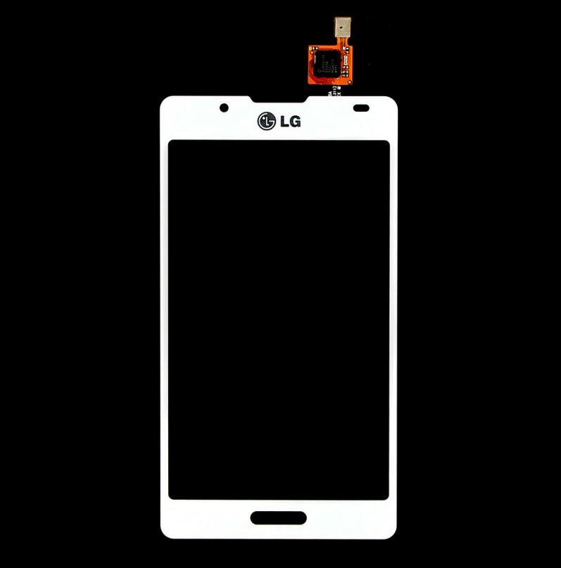 LG P710 L7 II Dotyková Deska White (Service Pack)