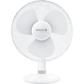 Stolní ventilátor SENCOR SFE 4030 WH, bílý
