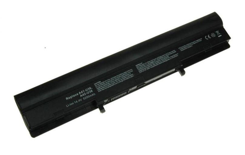 Baterie Avacom pro NT Asus U36, U82, X32 Li-ion 14,8V 5200mAh - neoriginální